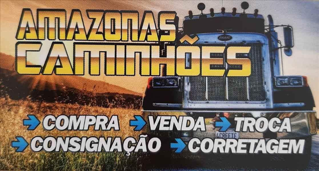 Foto da Loja da Amazonas Caminhões